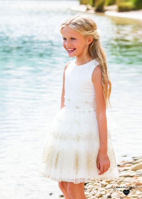 Linea Raffaelli kids 2021 - Set 011 - Dress 210-537-01