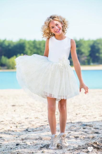 Linea Raffaelli kids 2021 - Set 012 - Dress 210-522-01