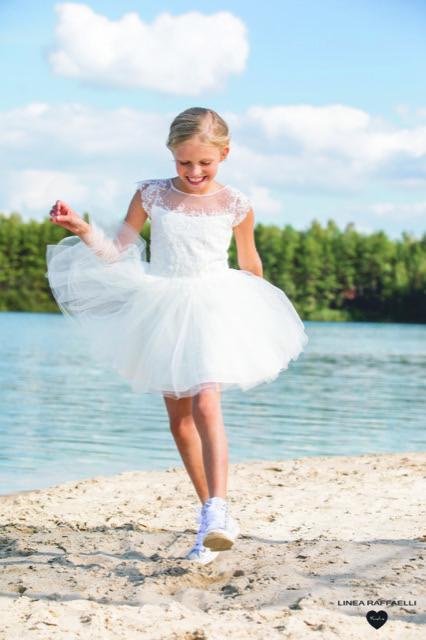 Linea Raffaelli kids 2021 - Set 017 - Dress 210-508-01 Skip