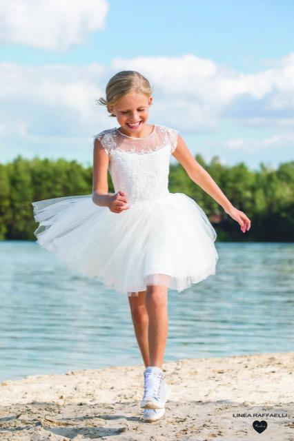 Linea Raffaelli kids 2021 - Set 017 - Dress 210-508-01